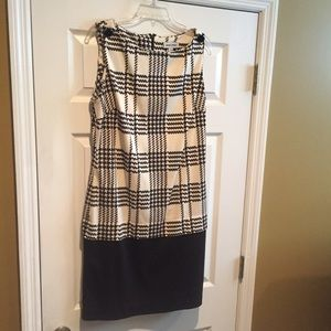 Shelby and Palmer Dresses & Skirts - Shelby and Palmer Size 12 Dress Houndstooth