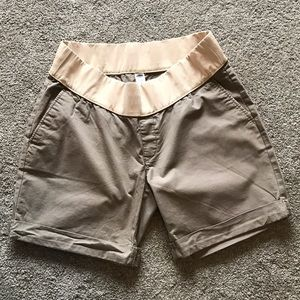 Old Navy Pants - Old Navy Maternity Shorts