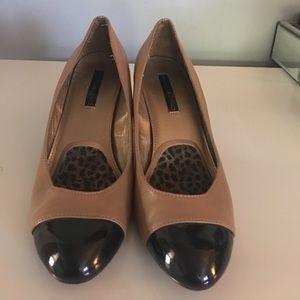 Bandolino Shoes - Bandolino Cap Toe Wedge