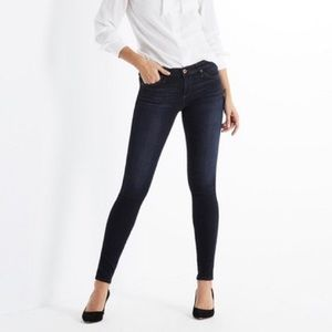 AG Adriano Goldschmied Denim - AG 'The Legging' Super Skinny Jeans