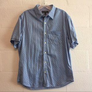 Banana Republic Other - BR Soft Wash Slim Fit Shirt Sz M
