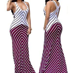 Dresses & Skirts - 🆕Sleeveless Sexy Maxi Dress