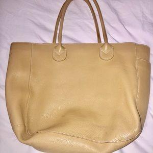 Unisa Handbags - Unisa leather tote bag
