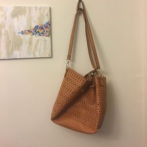 Aldo Handbags - Brown with orange accent Aldo Bag
