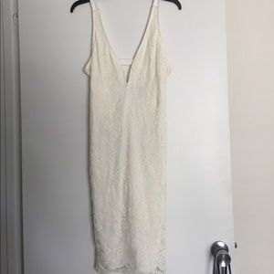 Material Girl Dresses & Skirts - Off white Casual Dress