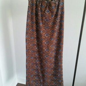 Dresses & Skirts - Boho Highwaisted Skirt