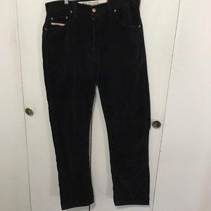 Diesel Other - Men's Diesel black velvet 5 pocket Jean size 34