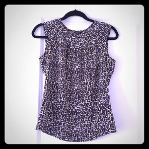 Tocca Tops - 🎲Tocca 💯 silk sleeveless top size 4🎲
