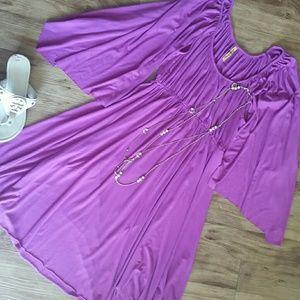 Rachel Pally Dresses & Skirts - RACHEL PALLY magenta kimono dress/ maternity?