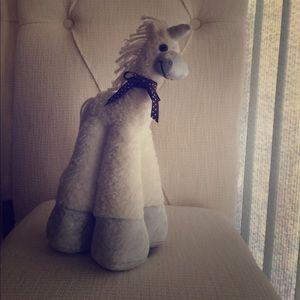 Long Legged Unicorn Stuffed Animal Plush Toy Doll