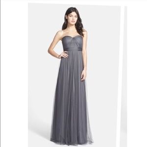 Jenny Yoo Dresses & Skirts - ❗️MUST GO❗️Jenny Yoo Annabelle Shadow Grey Dress
