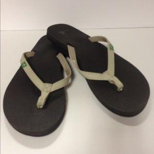 Sanuk Shoes - Sanuk flip flops 7