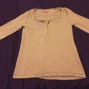 Hi-Line Tops - Three quarter sleeve tshirt