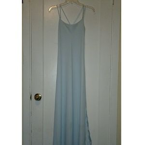 Teeze Me Dresses & Skirts - Baby Blue Prom Dress