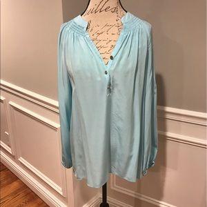 Lilly Pulitzer Elsa silk top