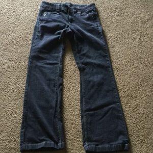 WHBM black jeans