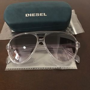 Diesel women sunglasses brand new with tags