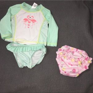 Other - ❌SOLD❌Super cute swimsuit for baby