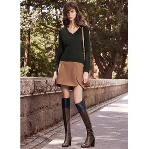 Tory Burch Colorblock Bowie Over-the-knee Boots