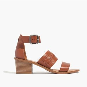 Madewell Shoes - Madewell Woven Warren Sandal
