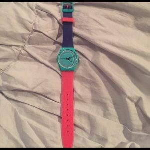 Swatch Accessories - Color block swatch!