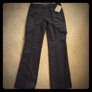 Dickies Pants - NWT! Dickies Black Cargo Pants 6R