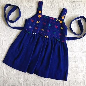 Other - Handmade Guatemalan Embroidered Dress