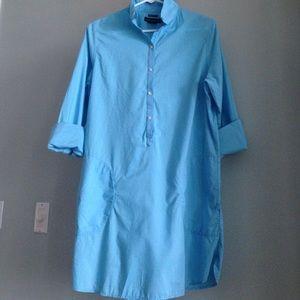 Island Company Dresses & Skirts - ISLAND COMPANY Vagabond Shirt Dress