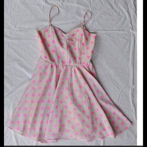 Polka Dot ModCloth Dress 💖