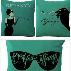 Tiffany & Co. Jewelry - Set of 3 Tiffanys Pillow Covers 45x45cm