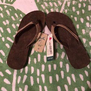 Reef Shoes - NWT Reef Flip Flops 9