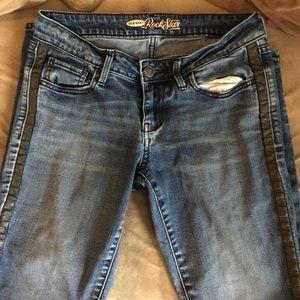 Old Navy Denim - Old Navy the Rock Star Skinny Ankle Jean