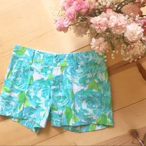 Lilly Pulitzer Pants - Lilly Pulitzer Callahan Short - First Impressions
