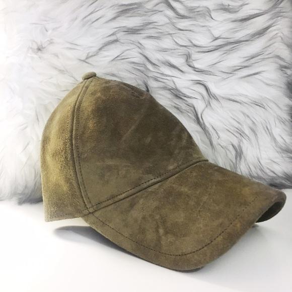 217e64cc0d7 Rag   Bone Suede Olive Hat