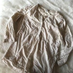 Boden Tops - Boden Floral Shirt