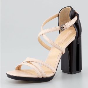 Reed Krakoff Shoes - Reed Krakoff leather strappy sandals