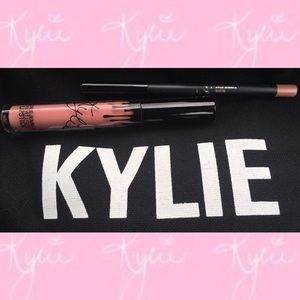 "Kylie Cosmetics Other - SALE Kylie cosmetics ""charm"" velvet lip kit"
