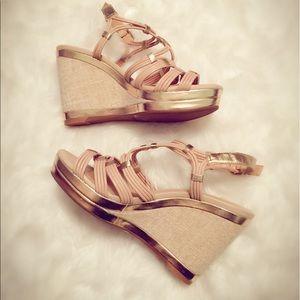 ANTONIO MELANI Shoes - Antonio Melani  Wedge Heel.