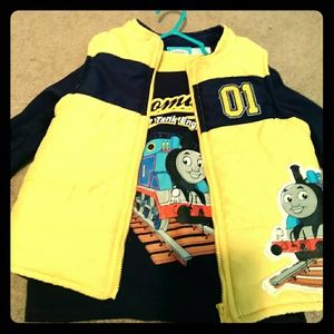Thomas & Friends Other - Thomas and Friends 2 Piece (Toddler Boy 4T)