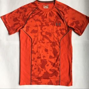Under Armour Other - Under Armour Heat Gear Men's Small Nylon Shirt