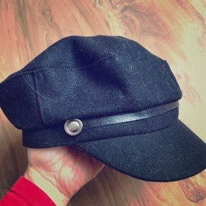 August Hats Other - Black cap by August