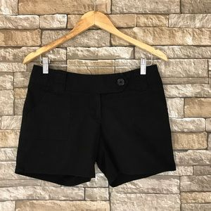 The Limited Pants - The Limited Drew Fit Black Casual Everyday Shorts