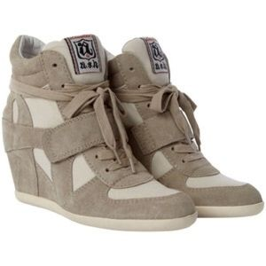 Ash Shoes - Ash wedge sneakers