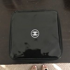 CHANEL Handbags - NEW! Chanel Cosmetic bag