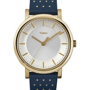 Timex Originals Watch Gold-tone blue