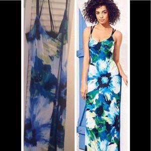 ALLOY Dresses & Skirts - Alloy floral maxi dress