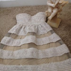 WOW couture Dresses & Skirts - 😳😳😳 Too Hot For Words WHITE SALE today $35
