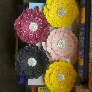 Tieks Accessories - Set of 5 Tieks Flowers