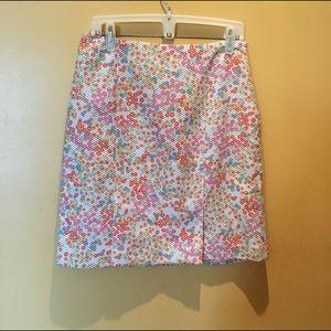Alberto Makali Dresses & Skirts - Alberto Makali Floral mini skirt