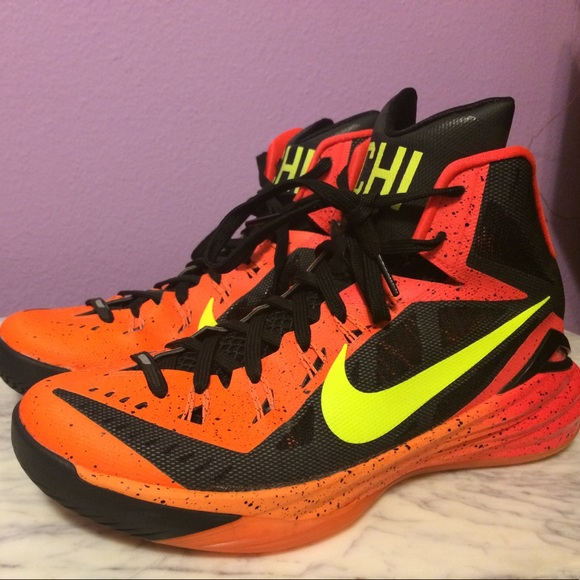 81d735db8aab ... spain 65 off nike other nike hyperdunk 2014 chi basketball shoes from  haileys closet on poshmark